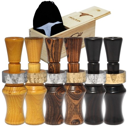 DDC Single & Double Reed Calls