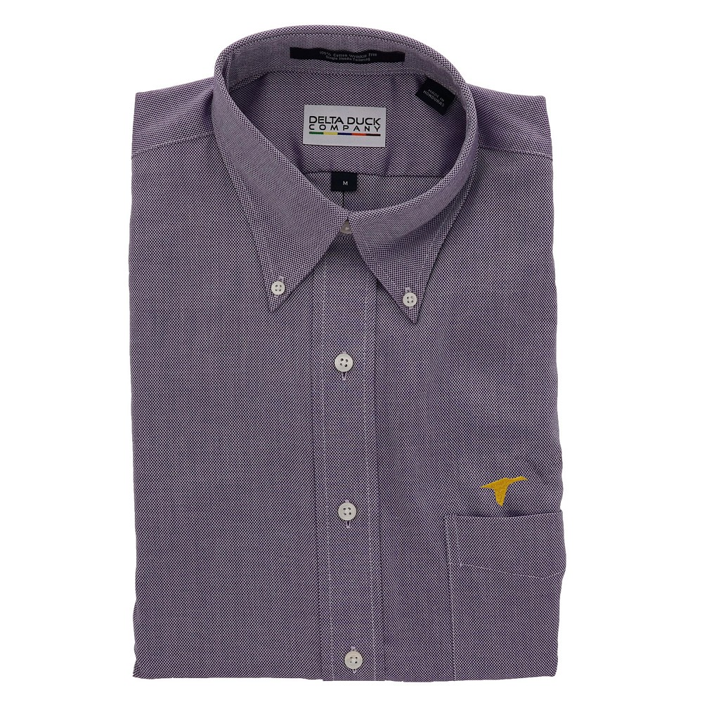 Delta Duck Company Sport Oxford - Purple, XX-Large